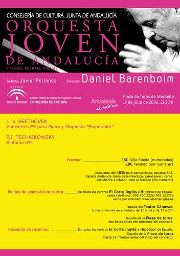 Información Orquesta Joven Andaluc�a