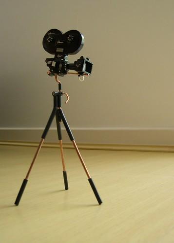 Brand New Movie Camera