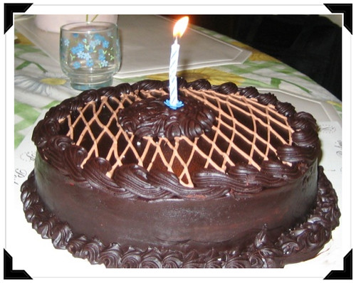 Postrio cake