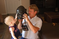 Adventures with the Vader Mask