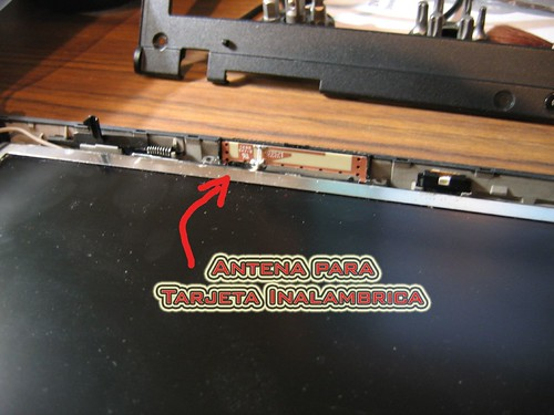 Antena-TInalambricas
