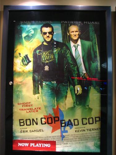 Bon Cop Bad Cop - Bon!