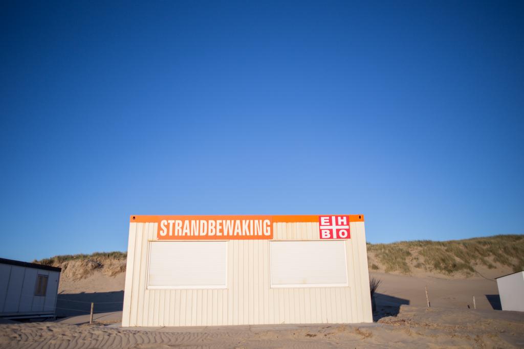 Strandbewakening