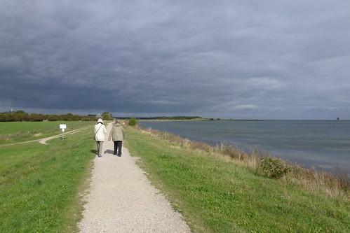 Rundgang in Maasholm