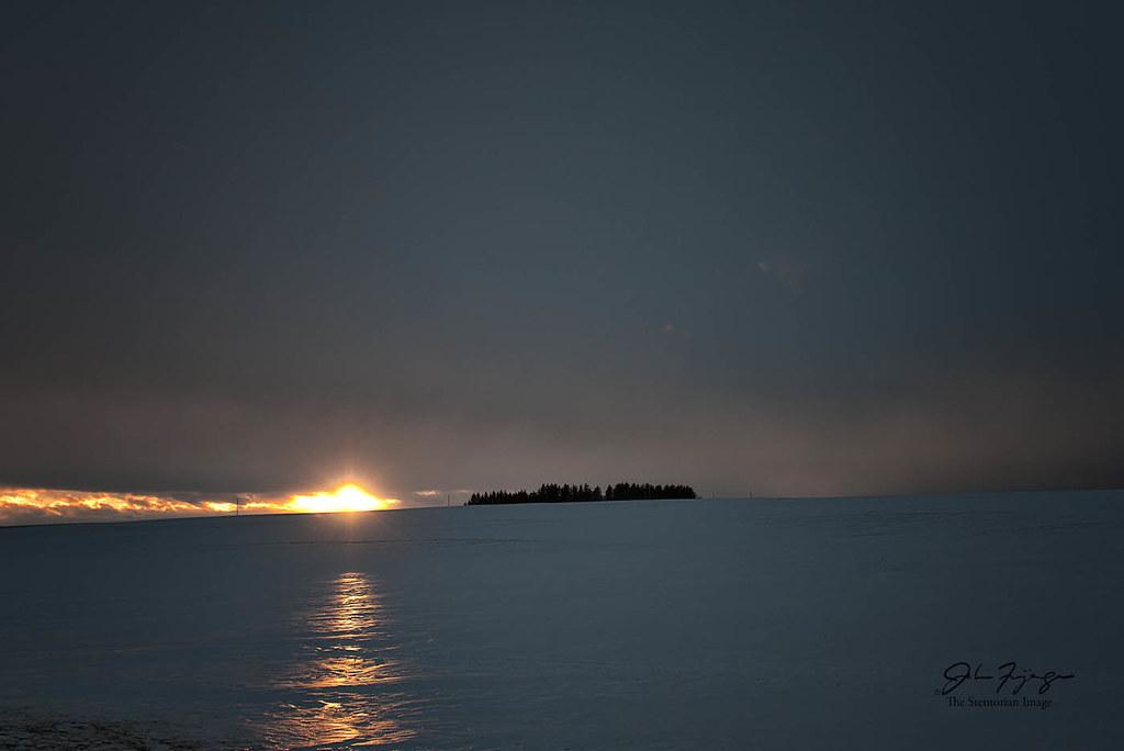 Last Minute Sunset