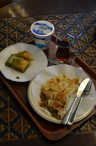 Gulluoglu lunch