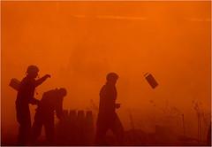 Israelis shelling lebanon