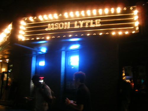 Jason Lytle Performs at the Boston Paradise Rock Club