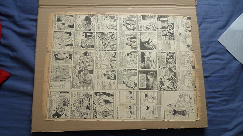 Superman First Issue New York Post Newspaper 1939 Unframed