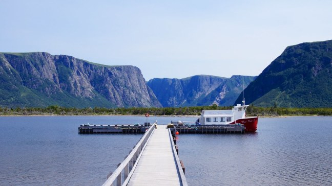 Western Brook Pond Tour
