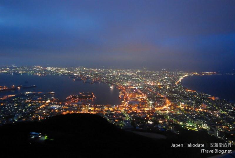 《北海道函馆散策》之三:函馆山百万夜景