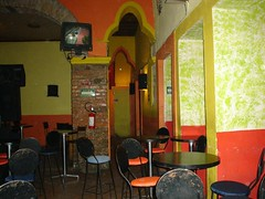 Interior del Video Bar