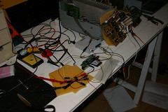 Luxman A-383 repair