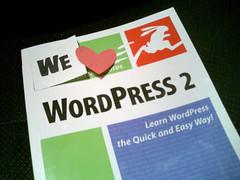 We ♥ WordPress