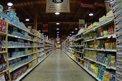 Endless aisle