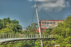 Liberty Bridge HDR 1