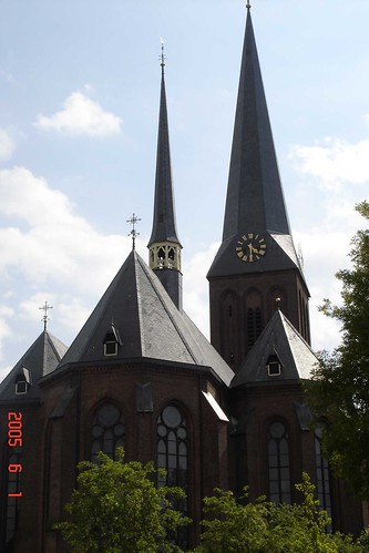 Henglo church