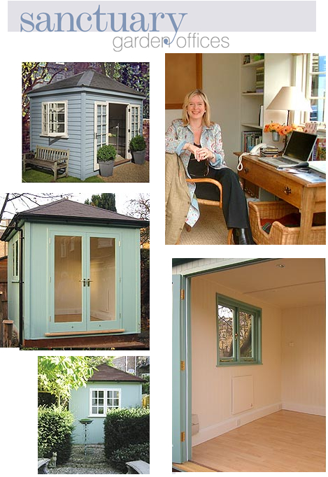 Sanctuary Garden Offices {UK}