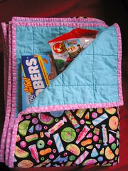Candy quilt for swap