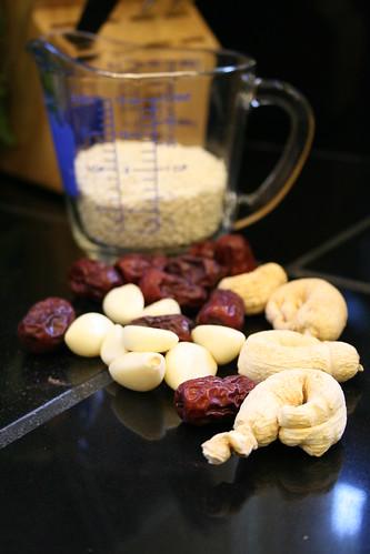 sam gye tang ingredients