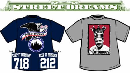 Street Dreams NYC