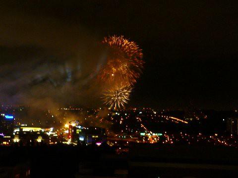 Merdeka Fireworks 9