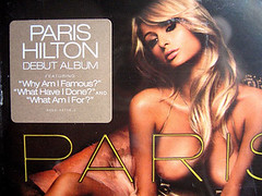 Paris Hilton, naked, just the way we like her.
