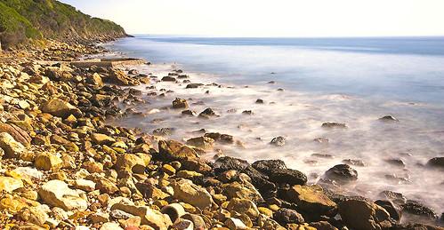Rocks and Tidal Pool