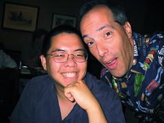 Chris and Steve