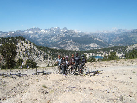 dhReno on Mammoth Mountain