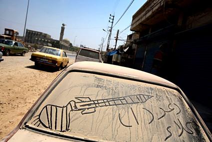 Tyre Lebanon 27 July 2006