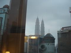 Petronas dari Jauh