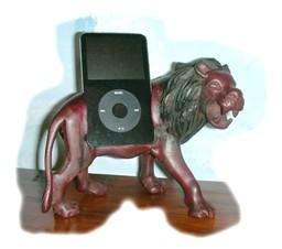 ipod safari - león