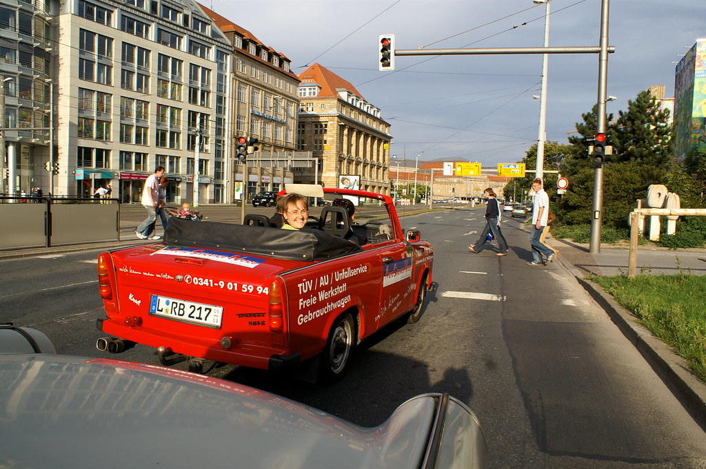 Trabi Tour Leipzig
