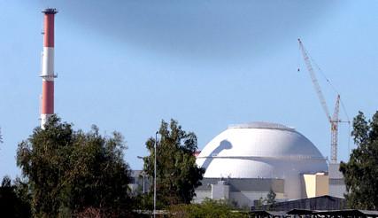 Bushehr nuclear energy plant Iran 16 Feb 2006