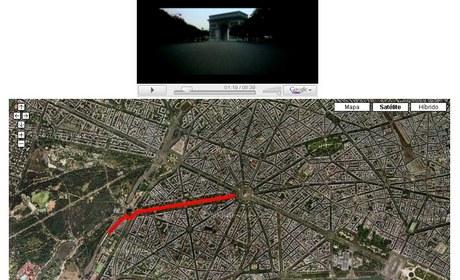 Ferrari Google Maps