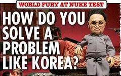 The Sun's novel approach to nuclear disarmament