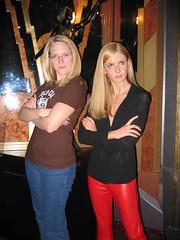 Jantina and Buffy