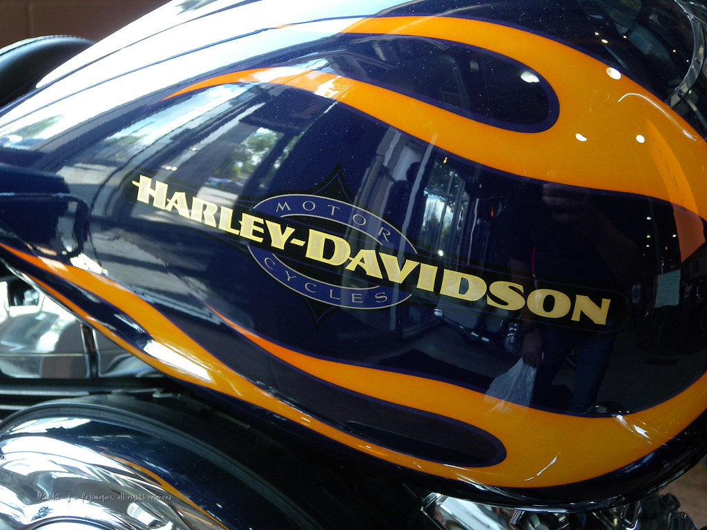 Harley Tank 1