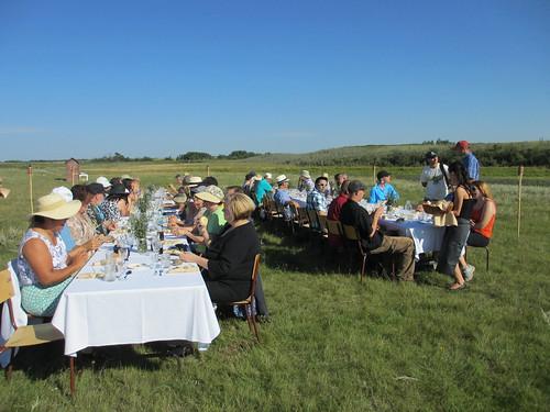 Range Road 135 Dinner