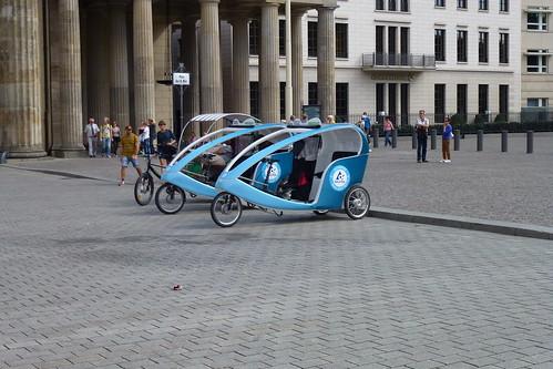Transportmidler i Berlin