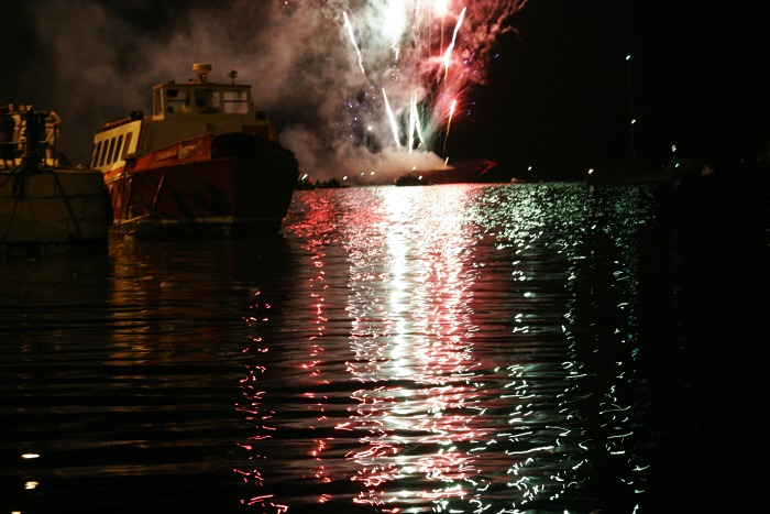 Cobh Peoples Regatta Fireworks
