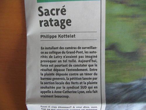 Lausanne-Cités 13-14.09.2006