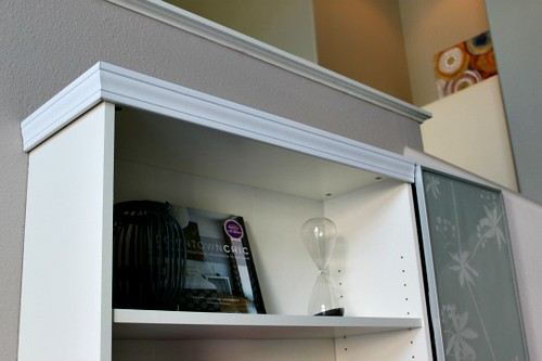 Bookcase Moulding_Top_4