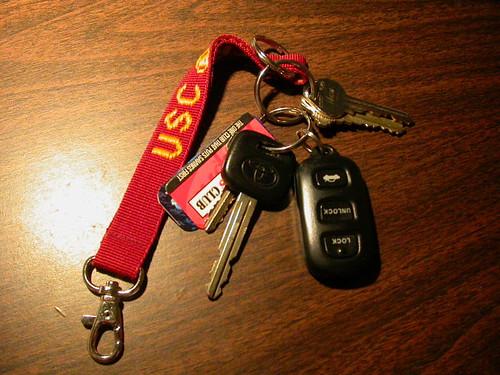 我的key