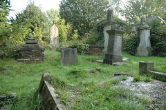 Mrs Beeton's grave