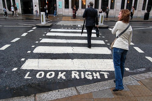 Look right, look right!