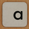 Word Making & Anagrams letter a