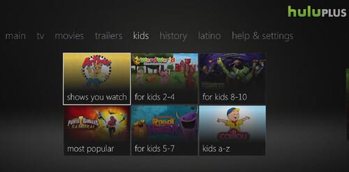 Hulu Plus TU