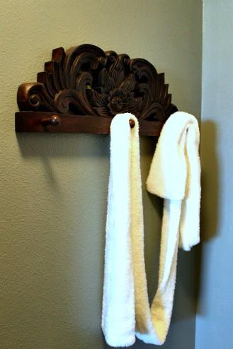 DIY Laundry Dryer Rack